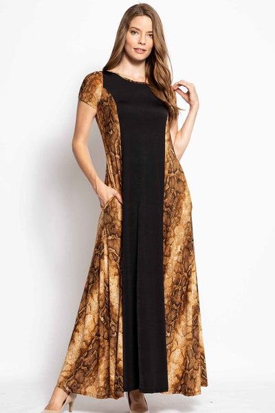 Breezy Summer Maxi Dress - Absolute Fashion 2020