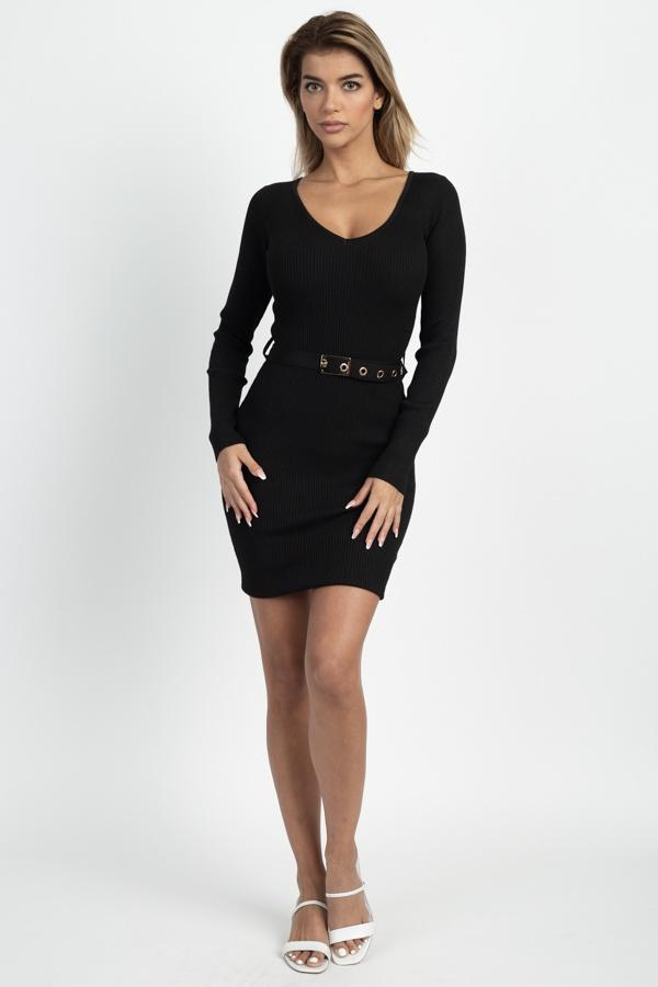 Foiled Ruched Tube Midi Dress - Absolute Fashion 2020