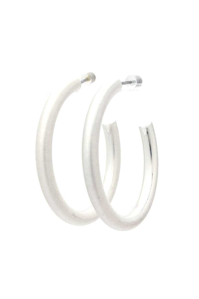 Tube Hoop Earring - Absolute Fashion 2020
