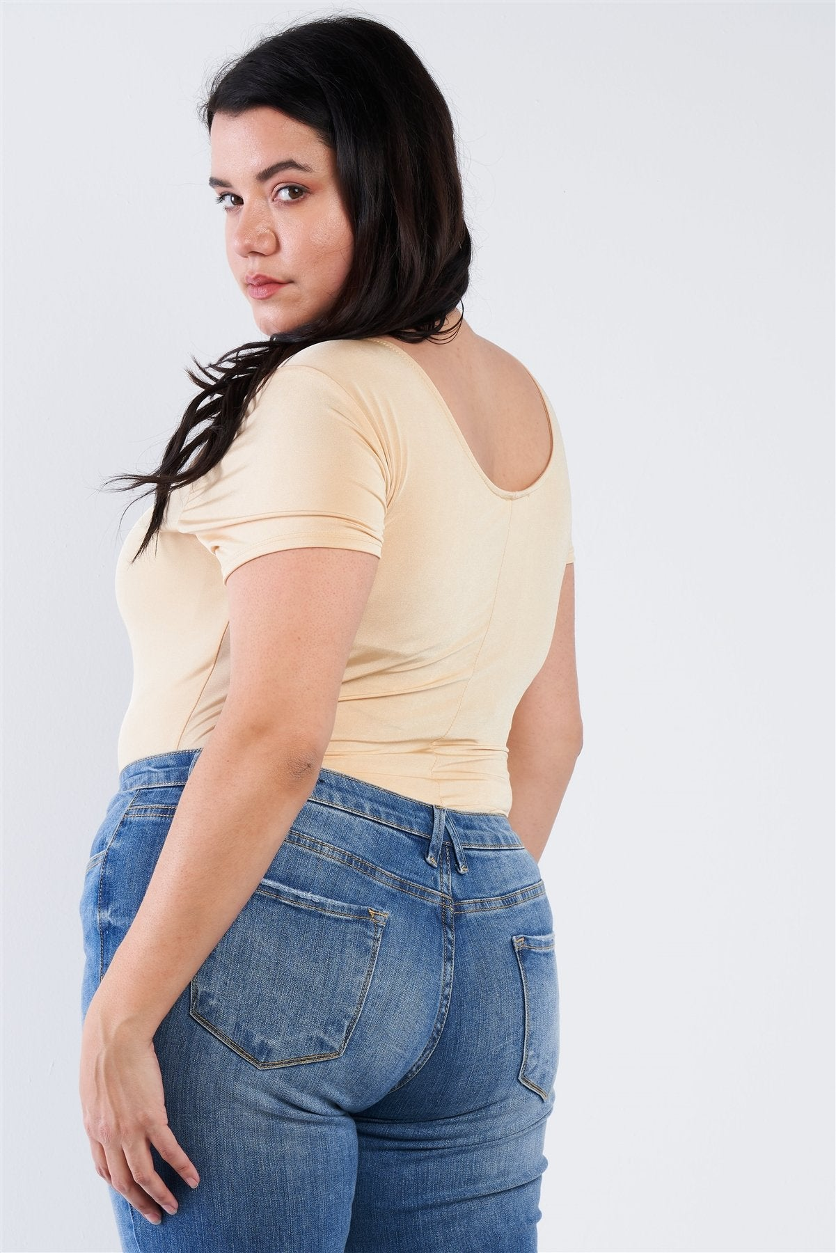 Plus Size Bodysuit - Absolute Fashion 2020