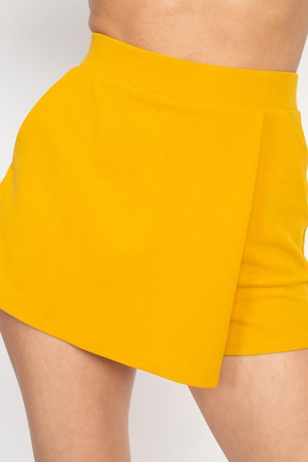 Front Wrap Skorts - Absolute Fashion 2020