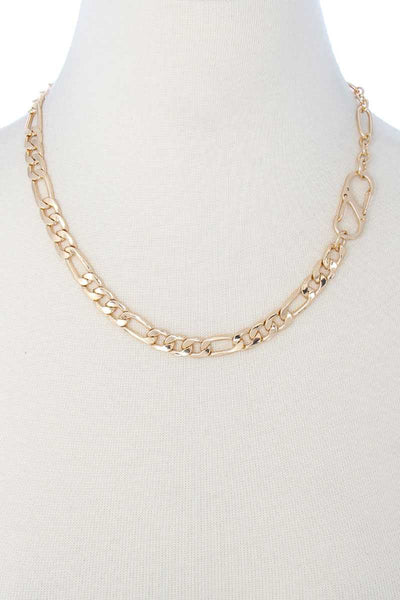 Metal Chain Necklace - Absolute Fashion 2020