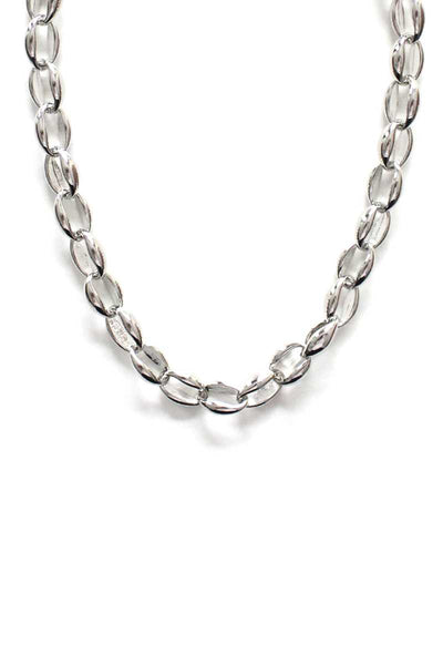 Metal 2 Style Mix Chain Necklace - Absolute Fashion 2020