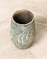 Folliage Ceramic Cup