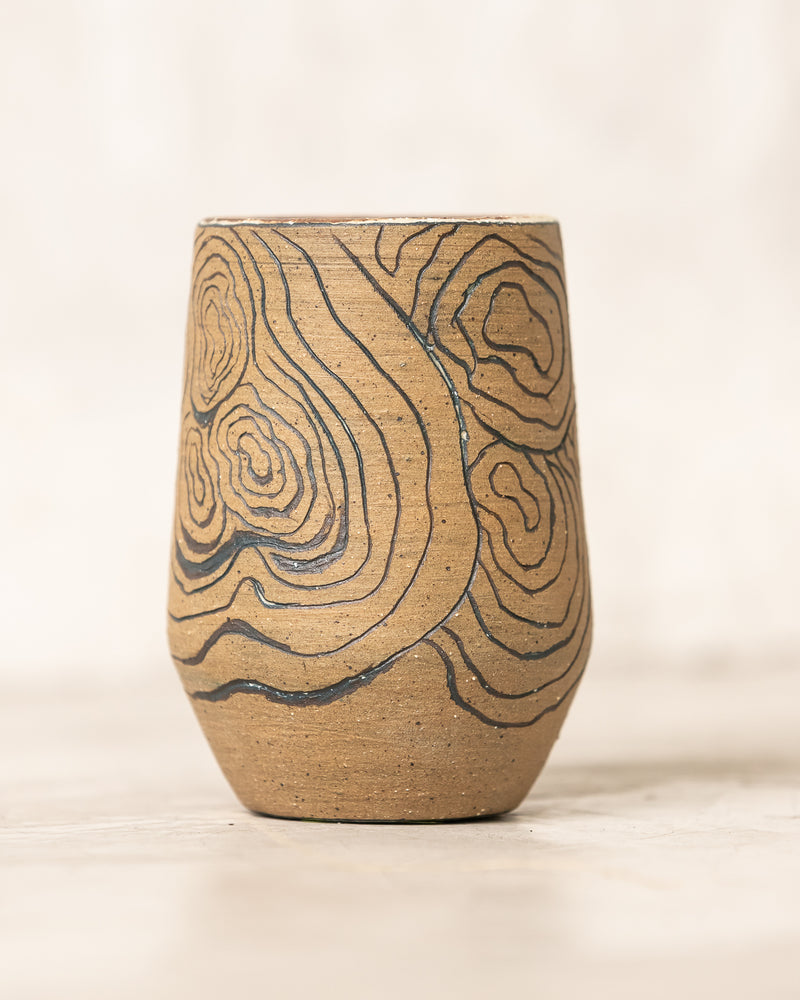 Grotto Ceramic Cup