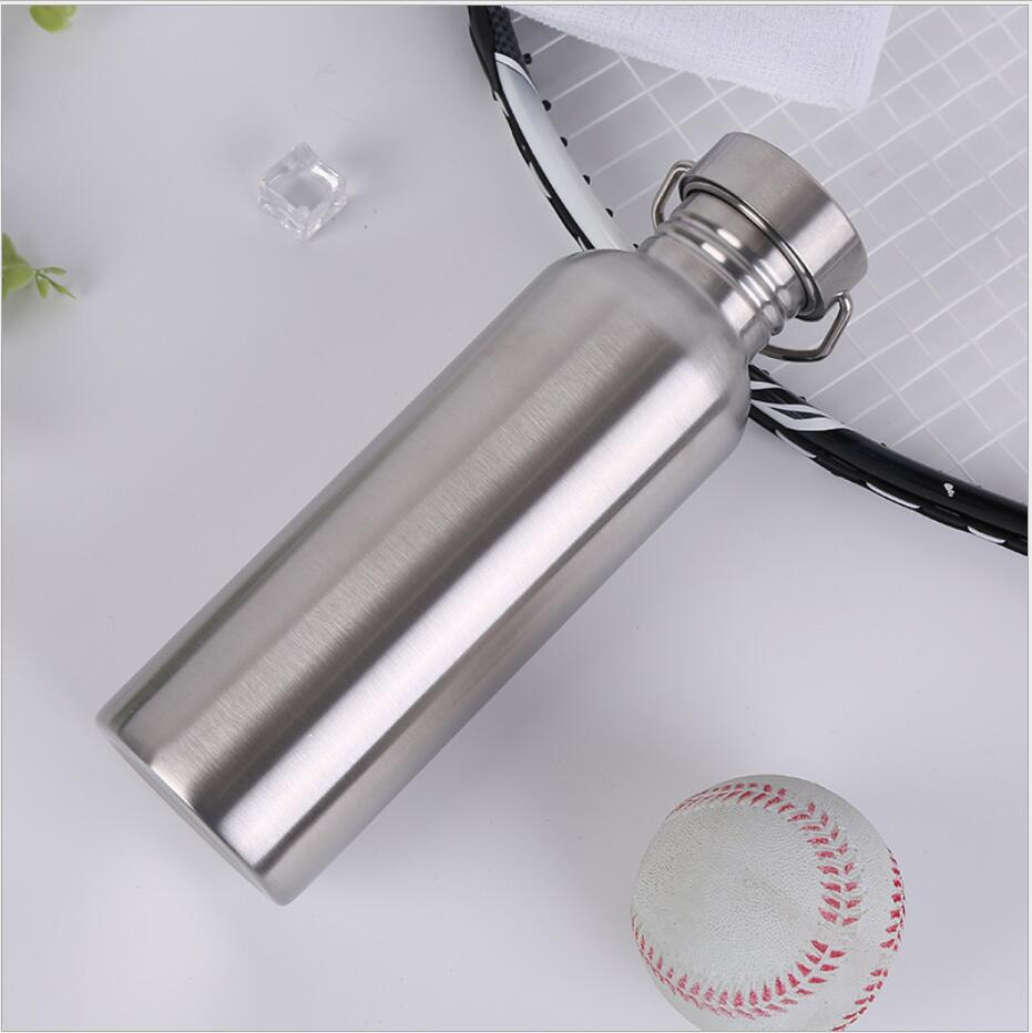 Eco: Stainless Steel Reusable Flask