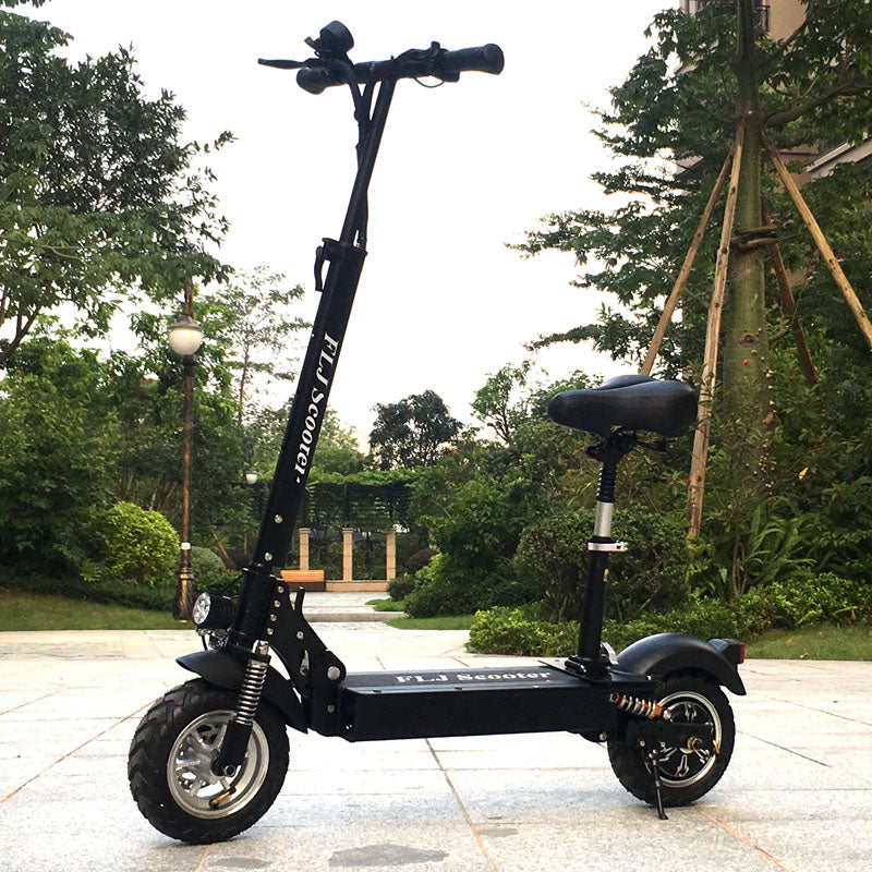FJL New version of scooter, tinier and more comfortable.