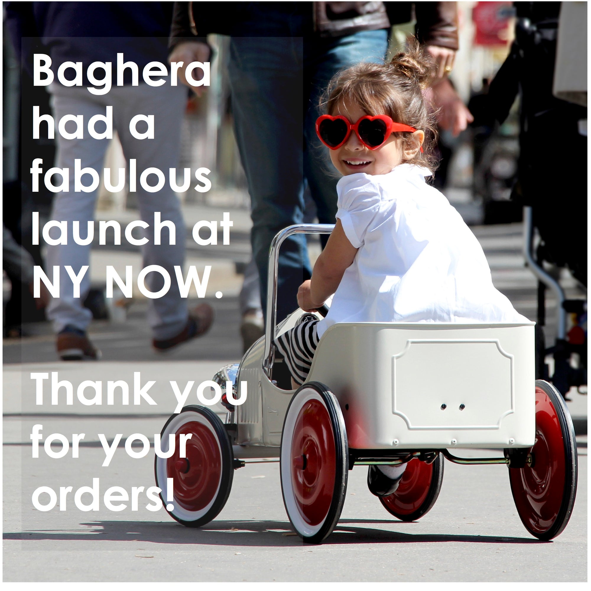 Baghera: Pre-Order for the Holidays!