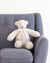 Plush CABLE KNIT TEDDY BEAR Classic