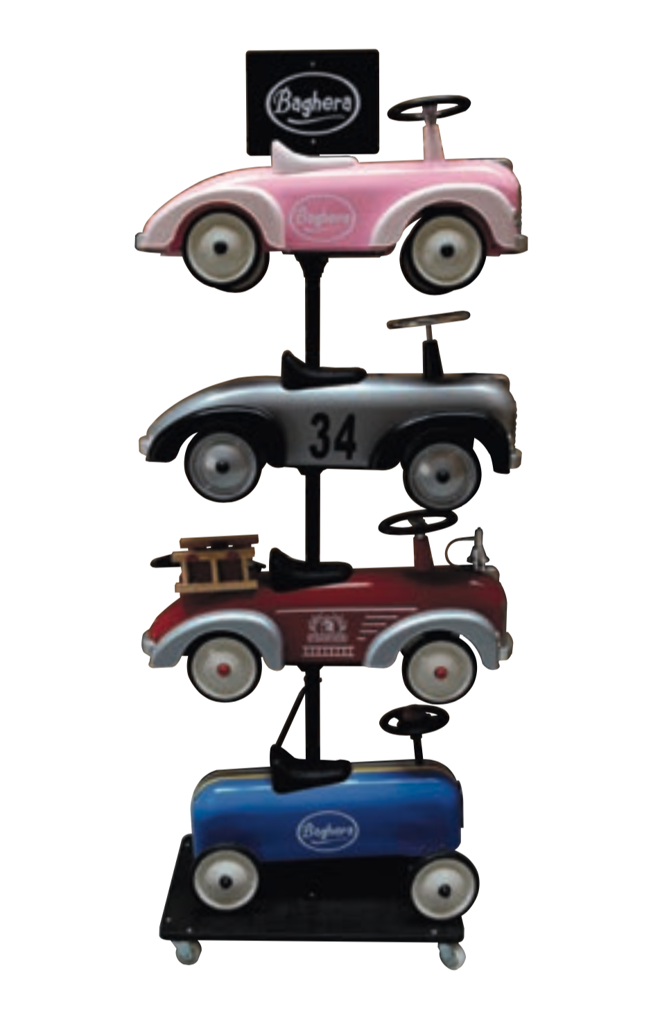 Display STAND FOR SPEEDSTERS (COMPLIMENTARY WITH 4)