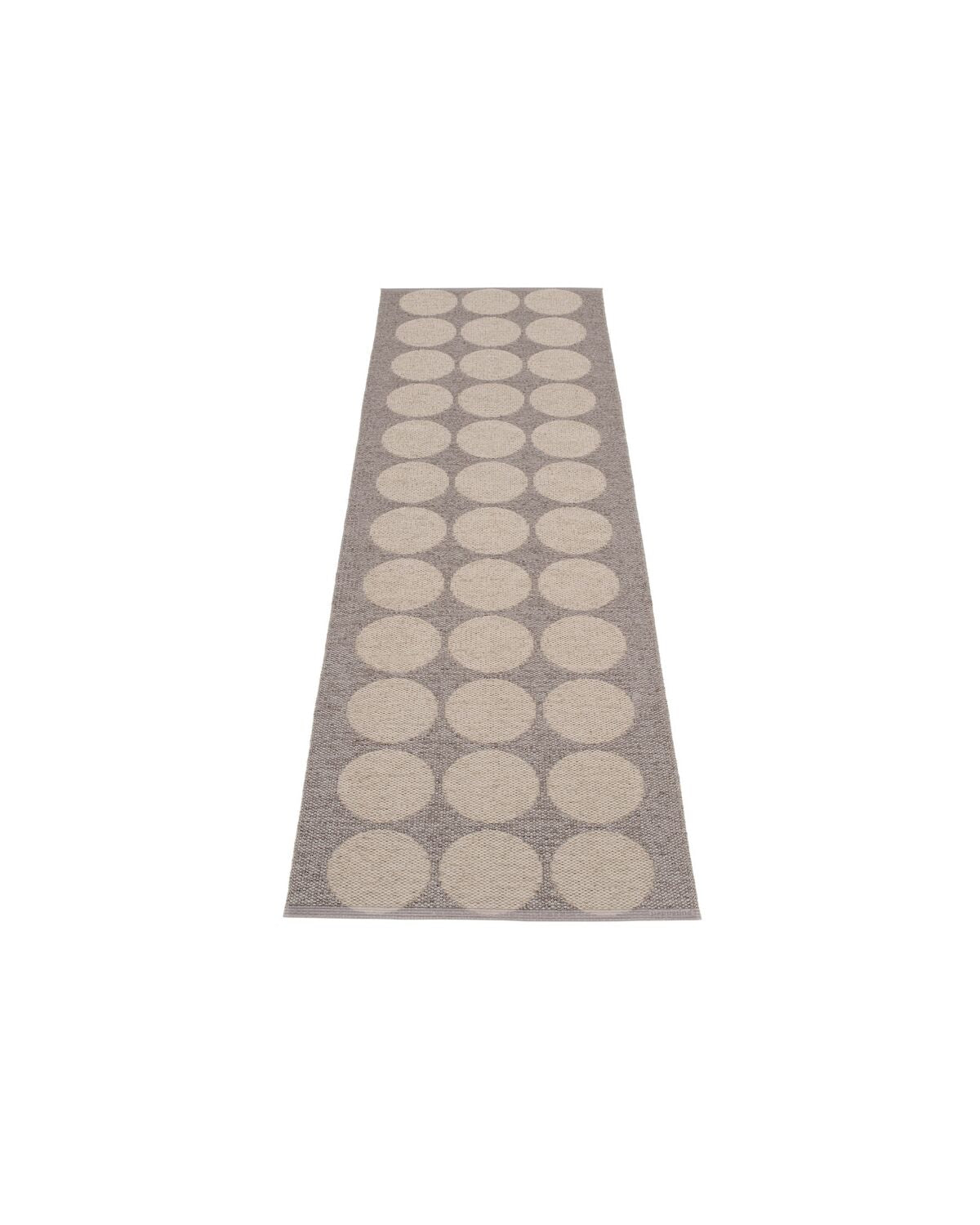 Rug HUGO Mud Metallic