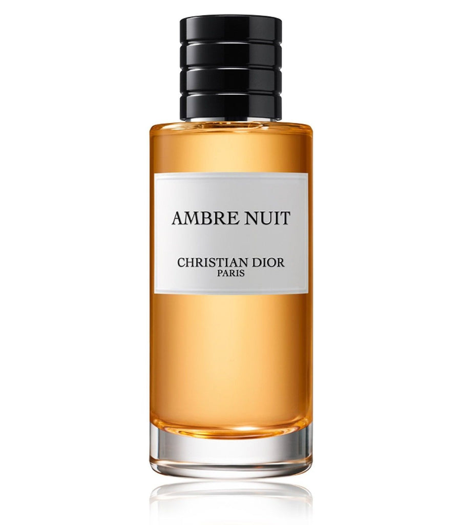 Christian Dior Prive Ambre Nuit