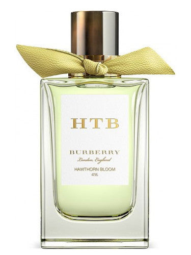 This is a perfume sample for Burberry Hawthorn Bloom