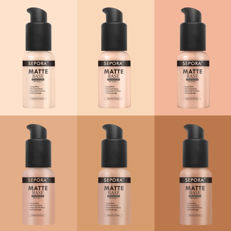 SEPHORA Makeup Foundation Liquid Matte