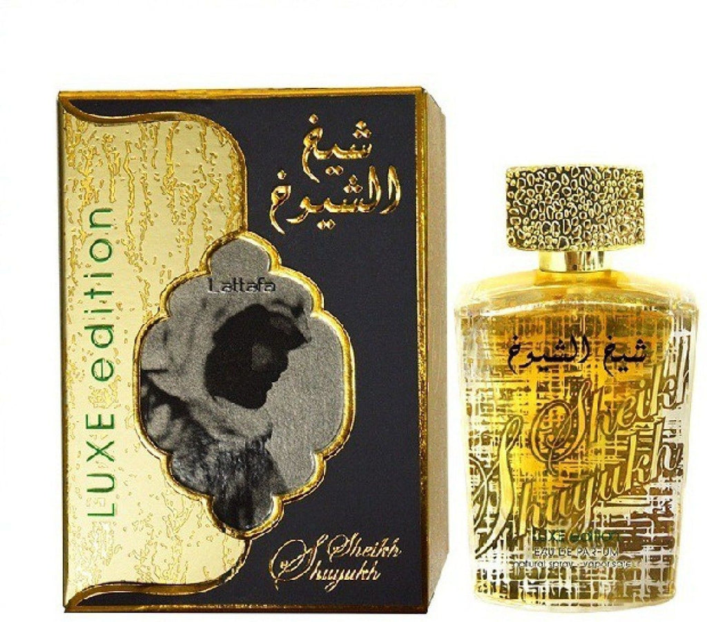 Sheikh Al Shuyookh By Lattafa 100ml Perfume