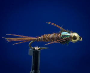 BH Gold Brass Pheasant Tail Flashback Nymph