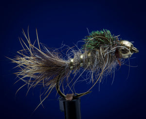 Beadhead Gold Ribbed Hares Ear Nymph