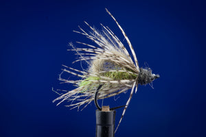 Bubble Back Caddis (Green)