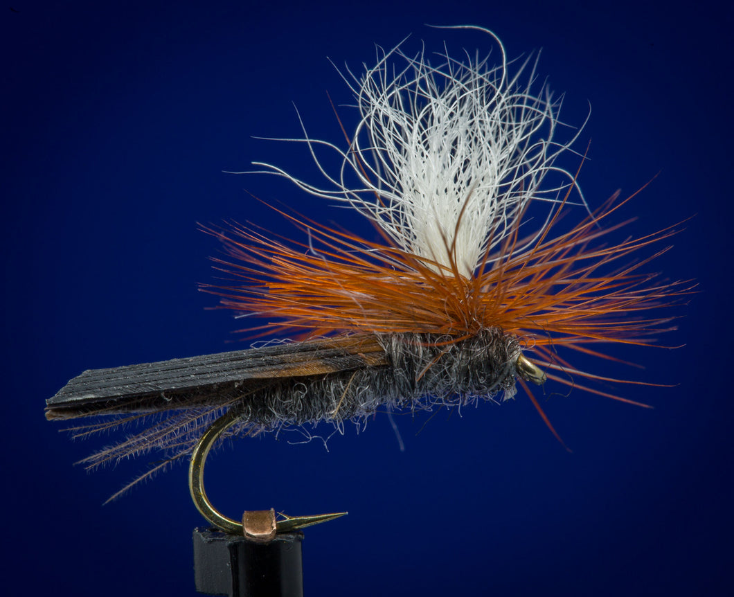 Grey Parachute Caddis