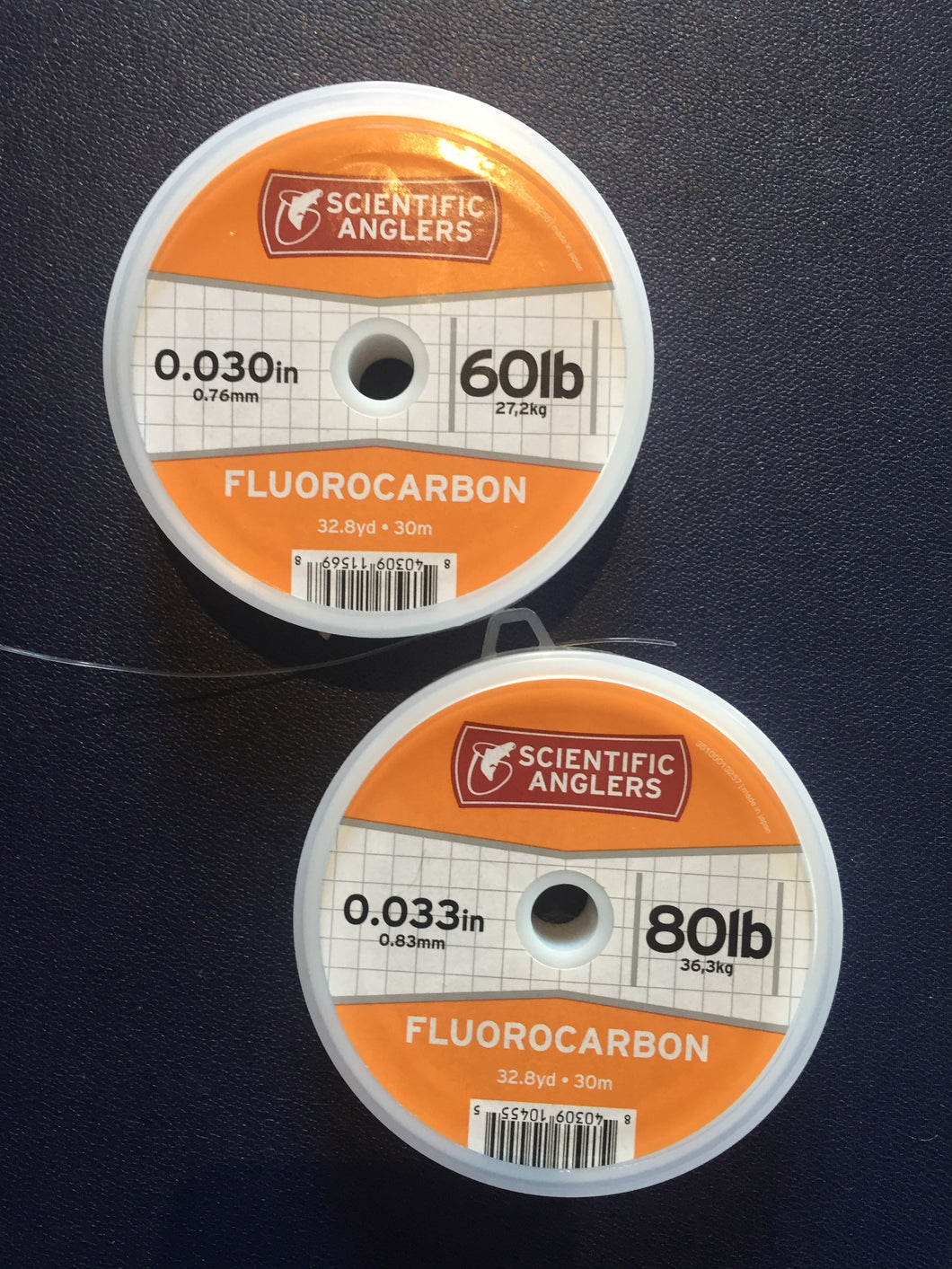 Bonefish fluorocarbon big boys