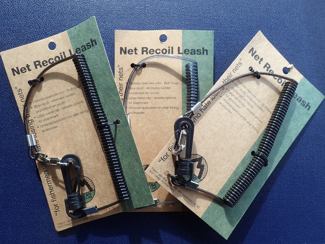 Net Recoil Leash