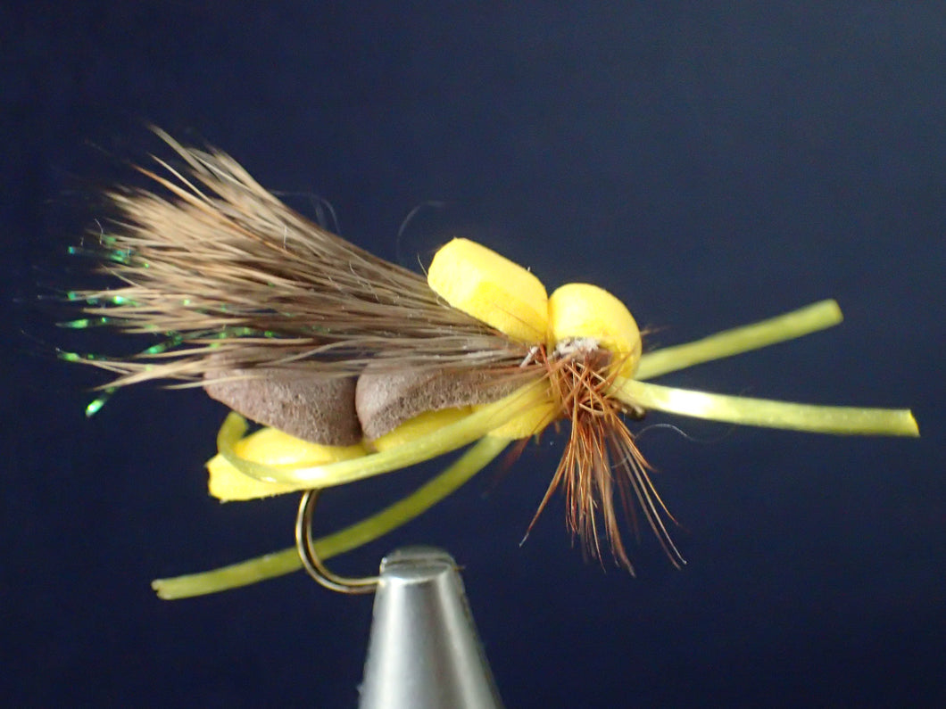 Bruisers Bug Yellow Brown
