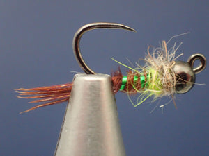 Tactical Peeping Caddis Jig Head