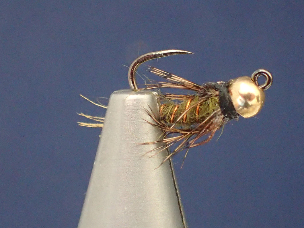 Green Drake Jig Head