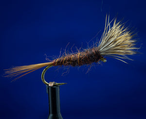 Shaving Brush - Brown