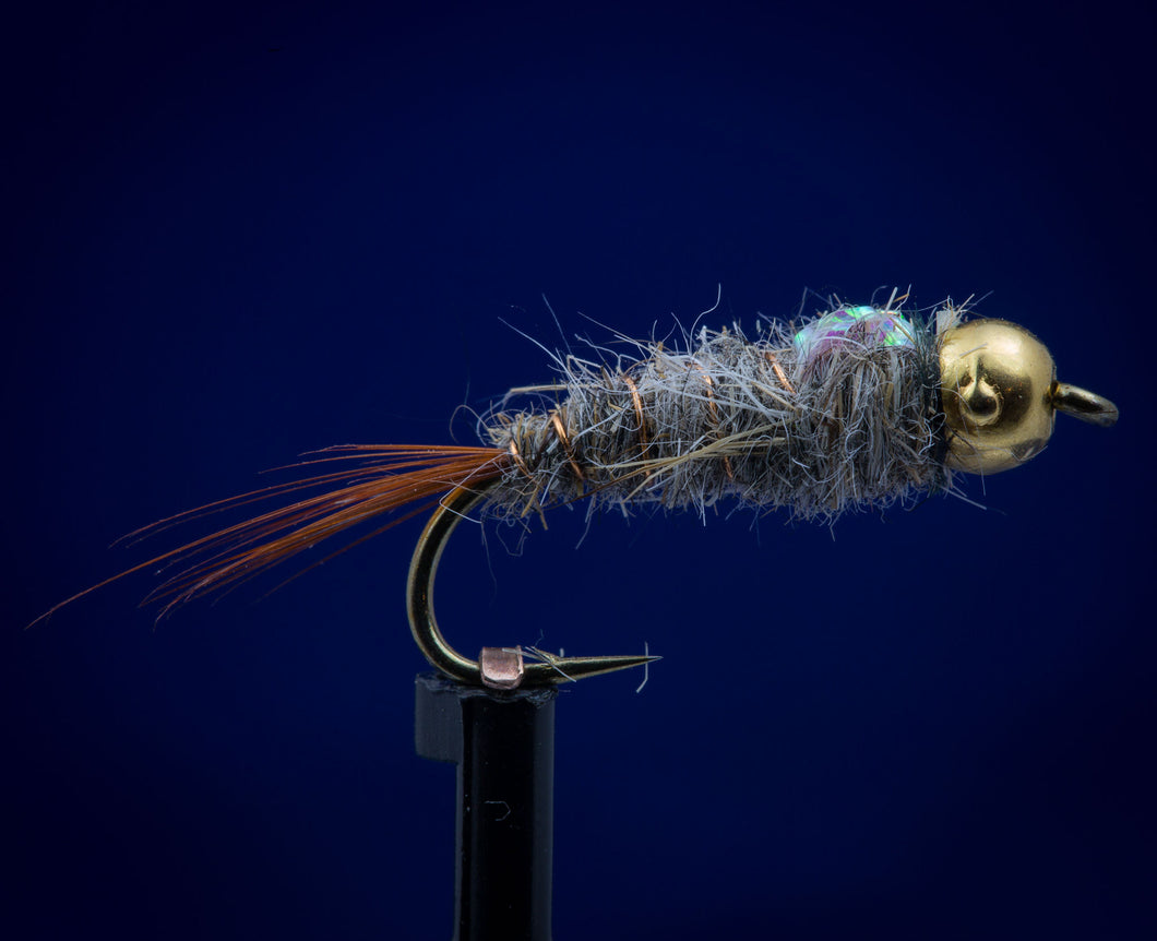 BH Tungsten Hare and Copper Flashback Nymph