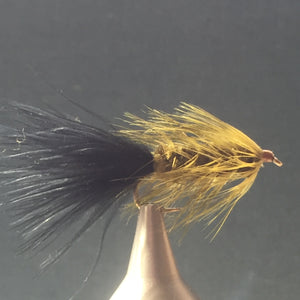 Wooly Bugger Olive weighted