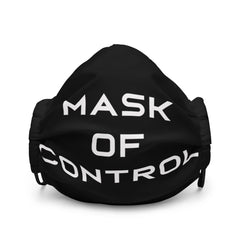 Mask of Control Premium face mask - Attire T