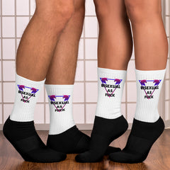 Bisexual AsF Socks - Attire T