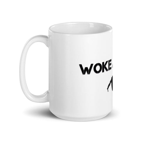 Woke As FXXk Mug - Attire T