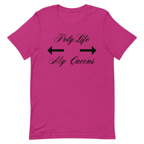 PolyLife My Queens T-Shirt - Attire T