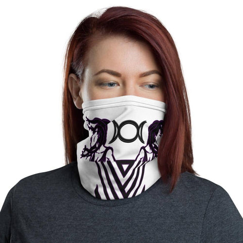 Medusa Energy Face Mask Neck Cover - Attire T