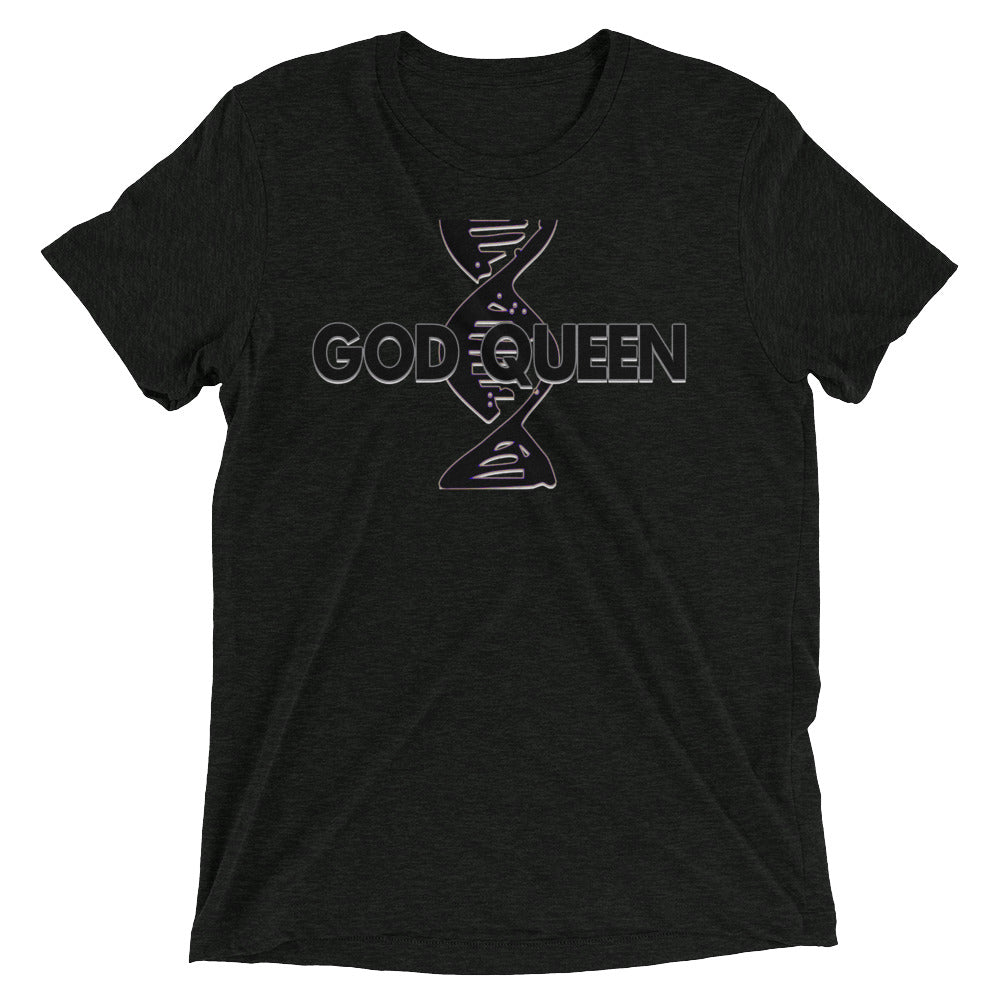God Queen Short sleeve t-shirt - Attire T