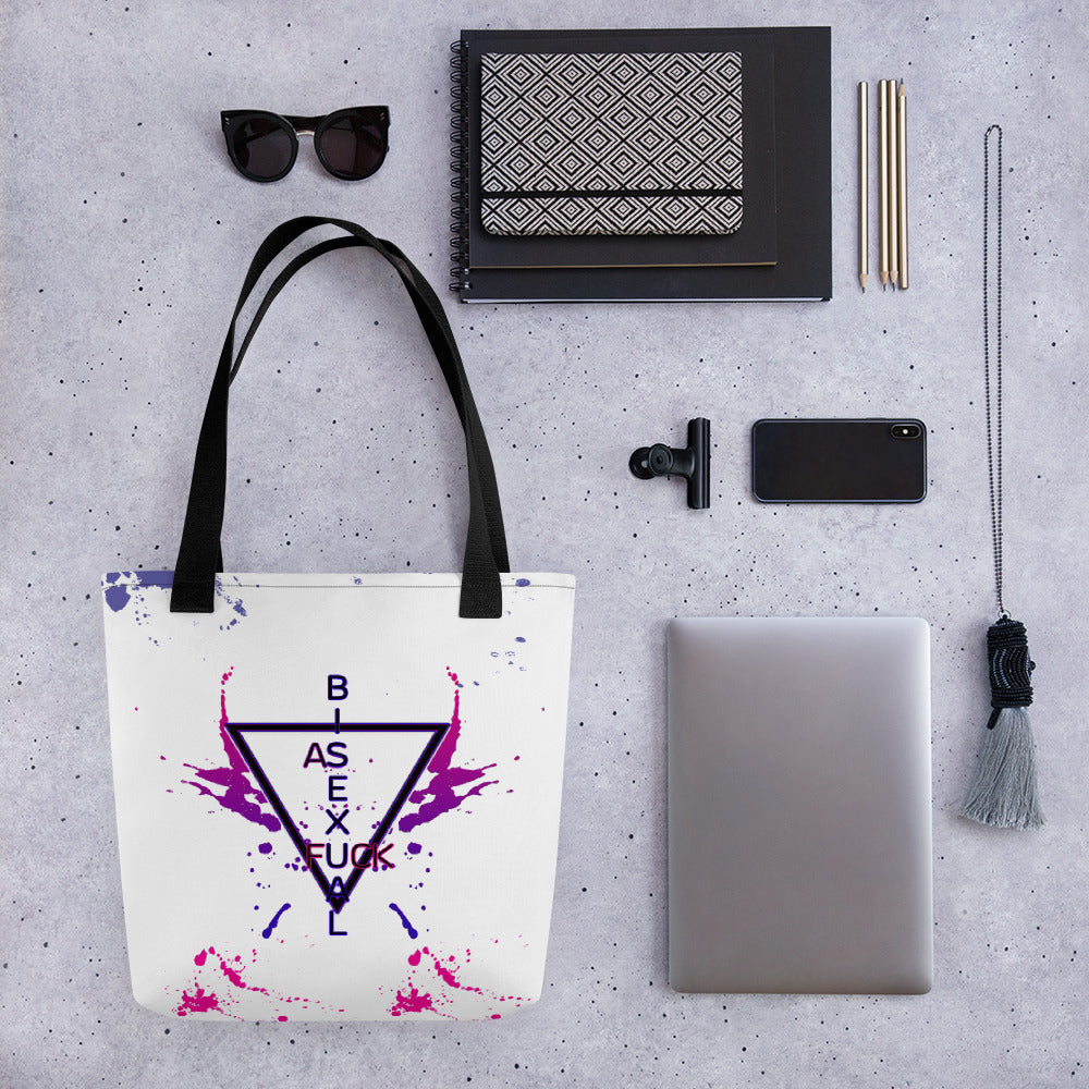 Bisexual ASF Tote bag - Attire T