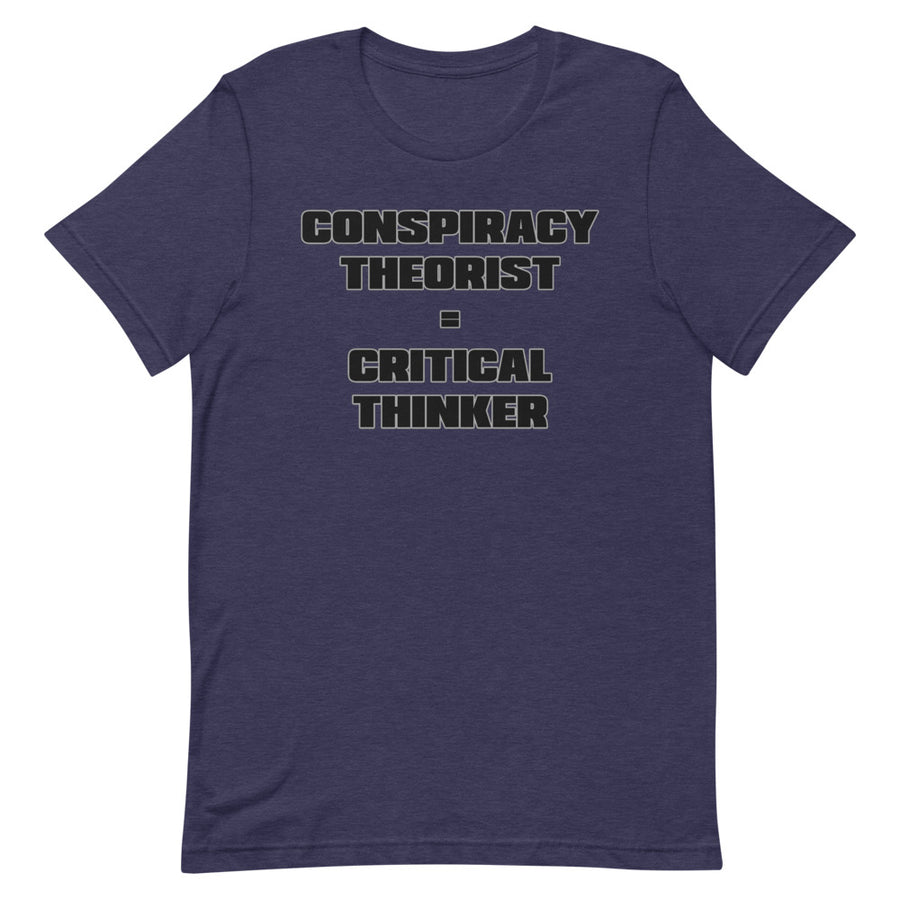 Critical Thinker Short-Sleeve T-Shirt