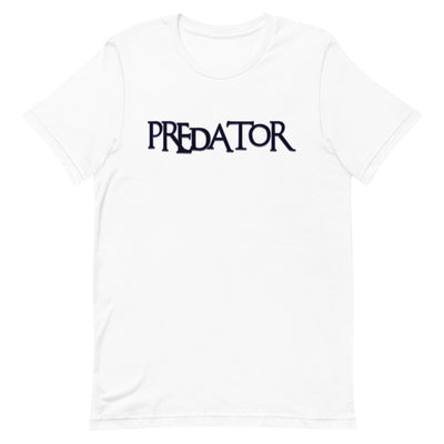 Predator in Blue  T-Shirt
