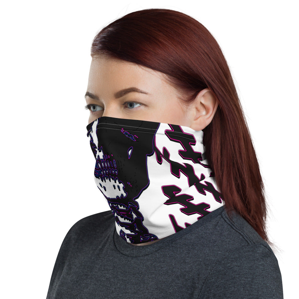 DefCon 1 Pink Face Mask Neck Guard - Attire T