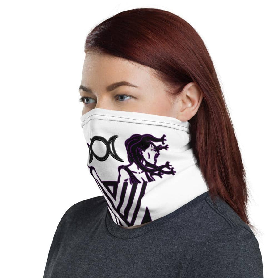 Medusa Energy Face Mask Neck Cover