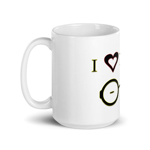 I Heart Nerds Mug - Attire T
