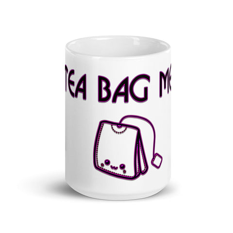 TEA BAG ME Mug Cup - Attire T