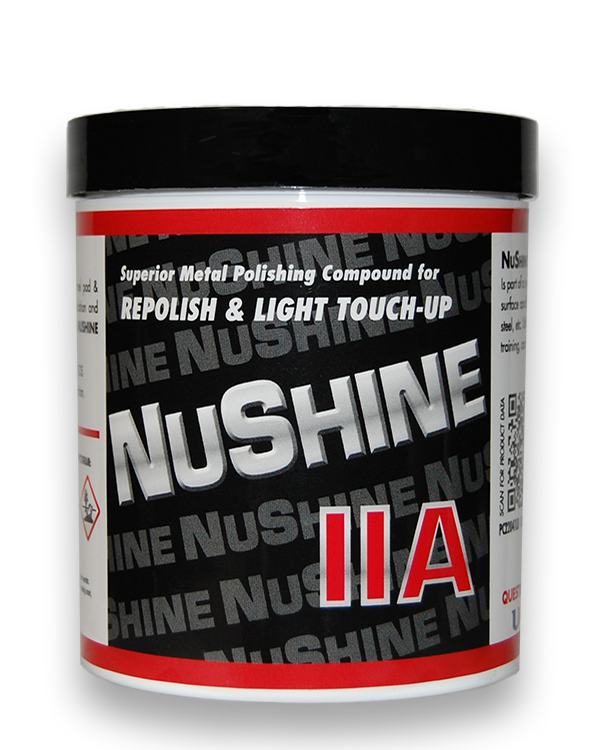 NuShine II - Grade A  for Repolish & Light Touch-Up - Minoo Corporation