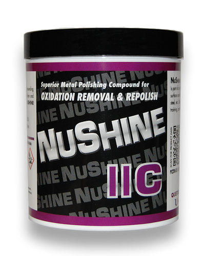 NuShine II - Grade C for Oxidation Removal & Repolish - Minoo Corporation