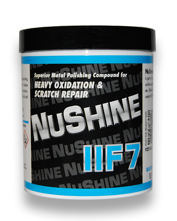 NuShine II – Grade F7 for Heavy Oxidation & Scratch Repair - Minoo Corporation