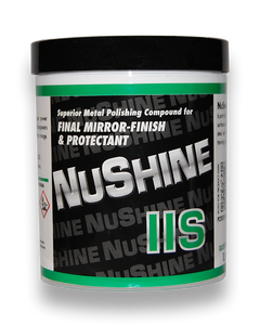 NuShine II - Grade S for the Final Mirror Finish - Minoo Corporation