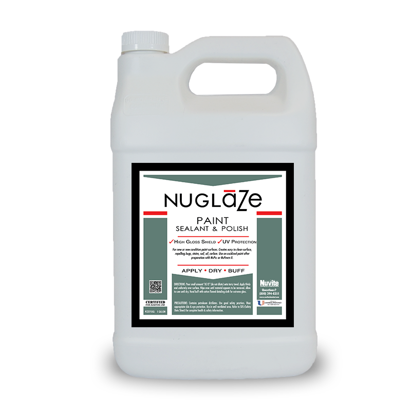 NuGlaze® - Paint Sealant & Polish - Minoo Corporation