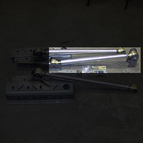XJ Long arm 3 Link Upper suspension link with bracket